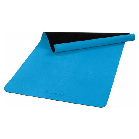 MOVIT Jóga podložka na cvičení, 190 x 100 cm, světle modrá