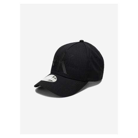 Monogram Kšiltovka Calvin Klein Černá