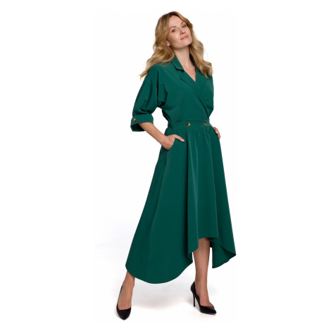 Makover Woman's Dress K086