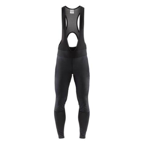 Pánské kalhoty CRAFT Ideal Pro Wind Bib černá