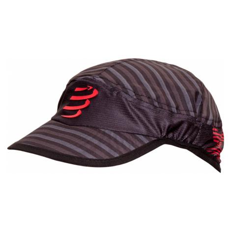 Kšiltovka Compressport PRO RACING CAP 2020 černá