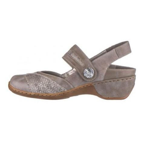 Sandály RIEKER 47176-42
