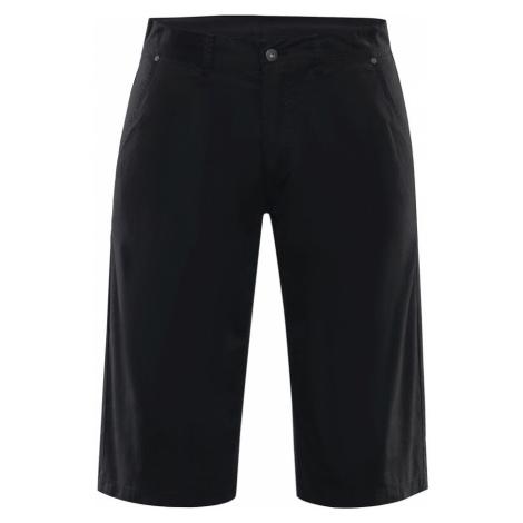 ALPINE PRO AKLIM 2 Pánské šortky MPAL250990PA černá