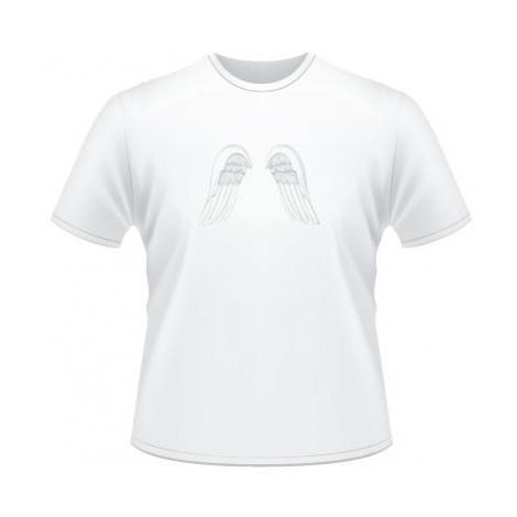 Pánské tričko SuperStar Andělská křídla