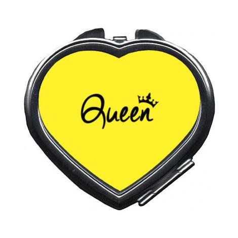Zrcátko srdce Queen