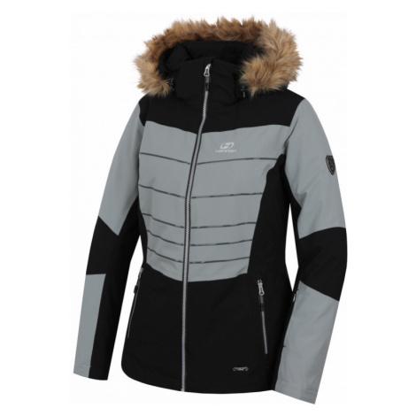 Dámská bunda Hannah Bertie anthracite/frost gray