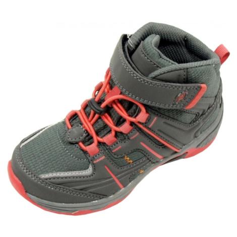Umbro TANELI šedá - Dětská volnočasová obuv
