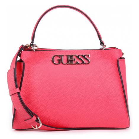 Guess dámská sytě růžová kabelka