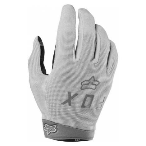 Fox RANGER GLOVE GEL šedá - Pánské cyklo rukavice