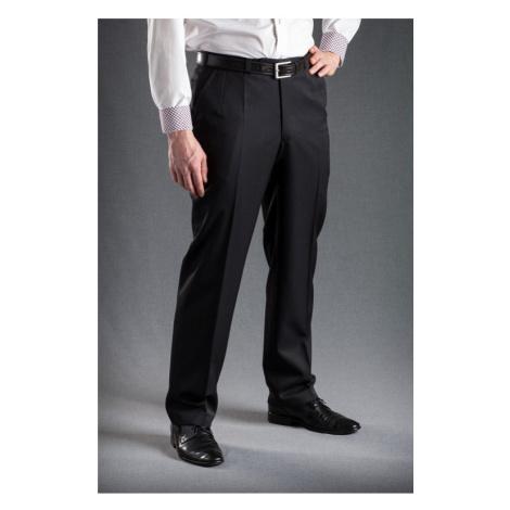 SZCZYGIEŁ kalhoty pánské S0-C4 společenské oblekové vlna 45% výška 182 cm