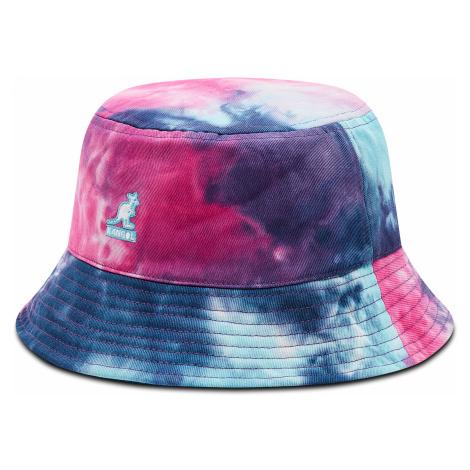 Klobouk bucket hat KANGOL - Tie Dye Bucket K4359 Rainbow RA602