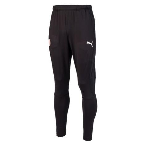 Puma LIGA TRG PANTS SLAVIA černá - Pánské sportovní kalhoty