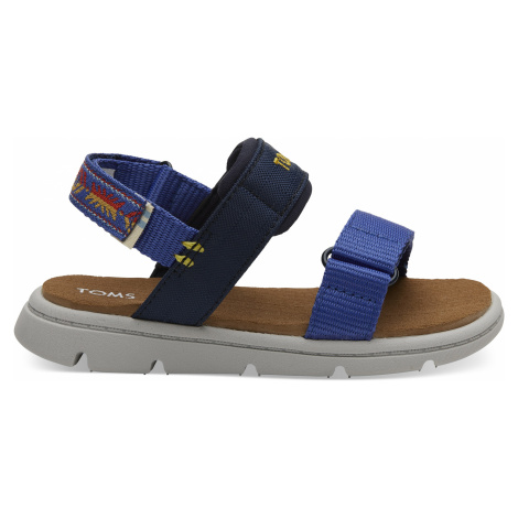 Navy Global Webbing TINY Ray Toms