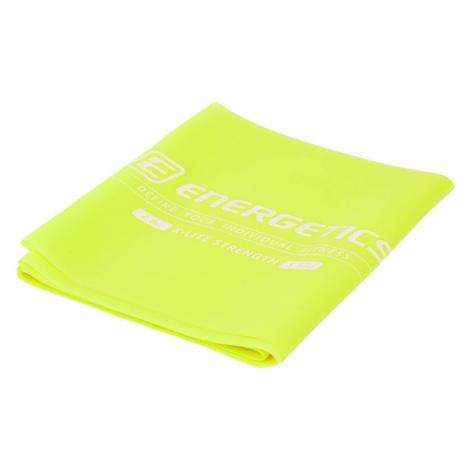 Posilovací guma Energetics Yellow