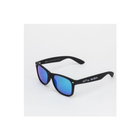 Urban Classics Justin Bieber Sunglasses MT černé / modré