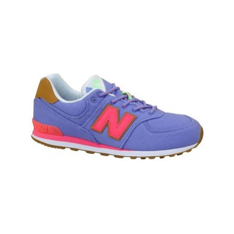 New Balance GC574T4 Modrá