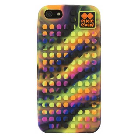 PIXIE CREW pixelový kryt na iPhone 5 barevný