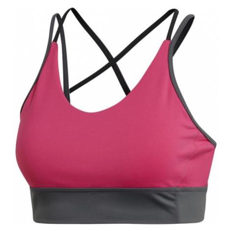 adidas ALL ME LMTLESS růžová - Sportovní podprsenka