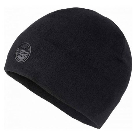 Lewro FATOSH černá - Dětská fleecová čepice