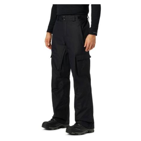 Columbia RIDGE 2 RUN III PANT černá - Pánské lyžařské kalhoty