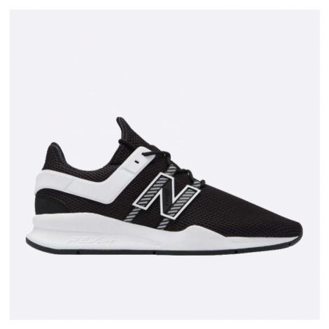 Pánské černé tenisky New Balance MS247DEA