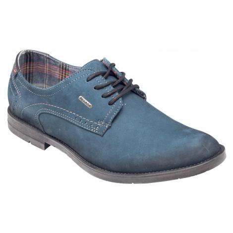 Pegada Pánská vycházková uzavřená obuv Modrá
