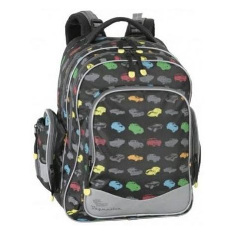 Školní batoh BAGMASTER RETRO CARS 01 A