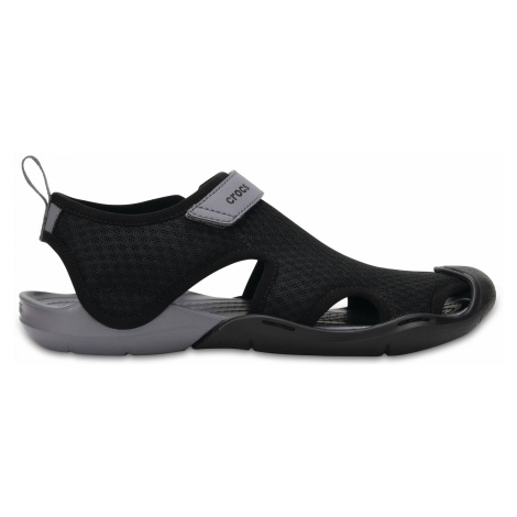 Crocs Swiftwater Mesh Sandal W - Black W4
