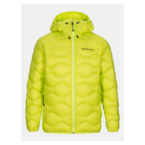 Bunda Peak Performance M Helium Hood Jacket - Zelená