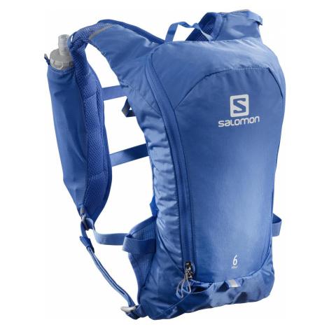 Salomon agile set 6l modrá