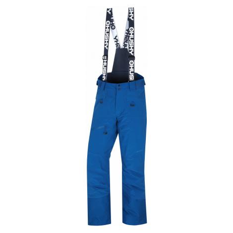 Husky Gilep M, tm. modrá Pánské lyžařské kalhoty