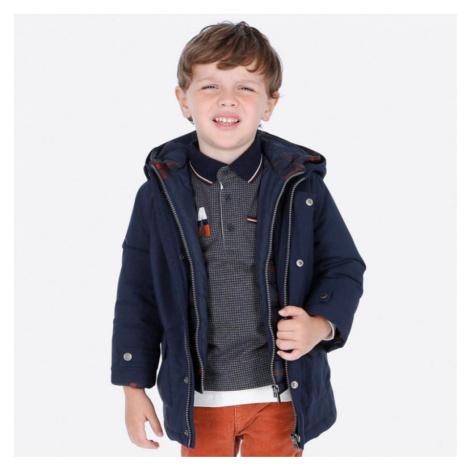Chlapecká bunda 2v1 Mayoral 6655 | modrá