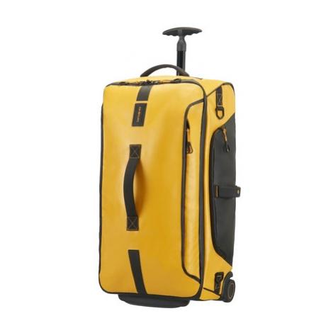 SAMSONITE Cestovní taška na kolečkách 67/24 Paradiver light Yellow, 42 x 28 x 67 (74851/1924)