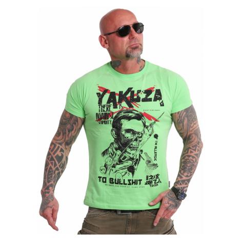 Tričko Yakuza Stupidity