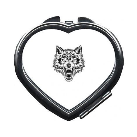 Zrcátko srdce Vlk