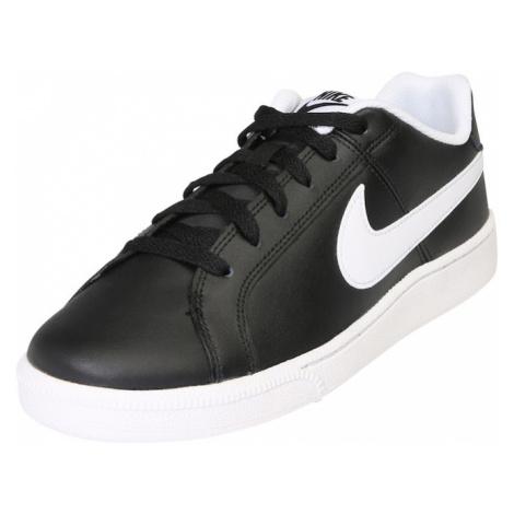 Nike Sportswear Tenisky 'Court Royale' černá / bílá