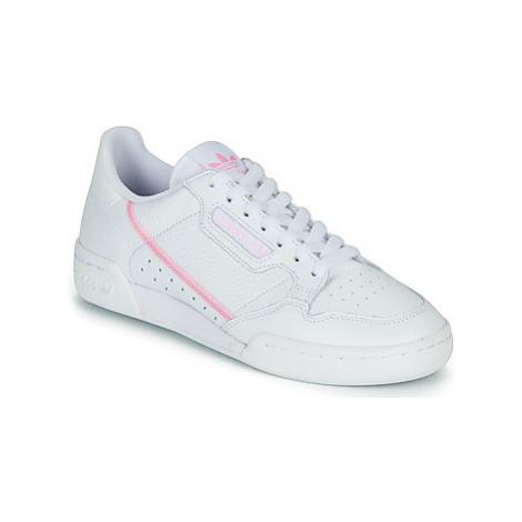 Adidas CONTINENTAL 80 W Bílá