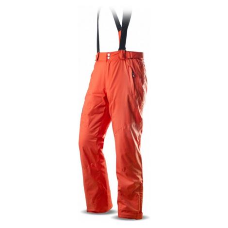 Pánské lyžařské kalhoty TRIMM Narrow orange