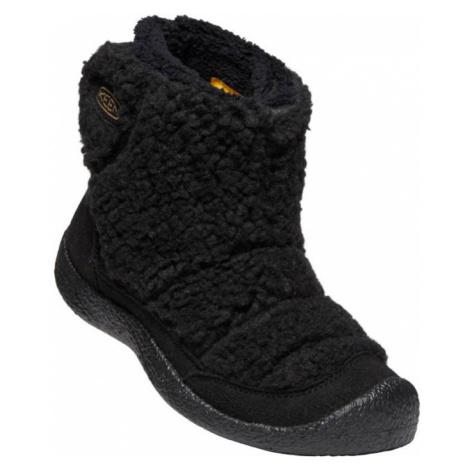 KEEN HOWSER II MID Y Dětská zimní obuv 10008008KEN01 fuwafuwa black
