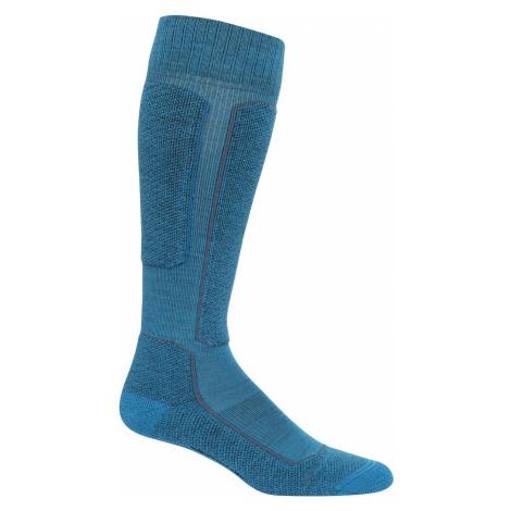Pánské ponožky ICEBREAKER Mens Ski+ Light OTC, Polar Icebreaker Merino