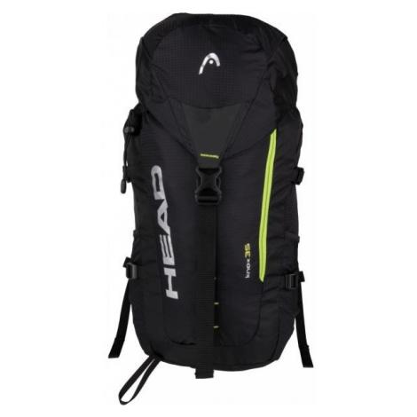Head KNOX 35 černá - Turistický batoh