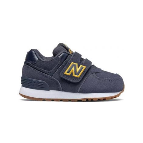 New Balance 574 PNY Modrá