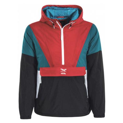 IrieDaily Get Down Pull Up Jacket červené 9188115-399