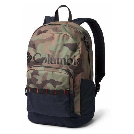 Batoh Columbia Zigzag L Backpack - zelená uni