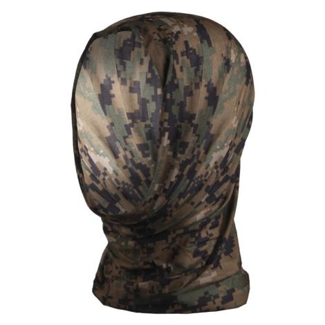 Multifunkční šátek HEADGEAR Mil-Tec® - digital woodland Mil-Tec(Sturm Handels)