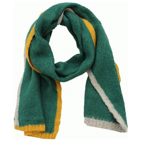 Šála Sabrina Springstar, green/yellow