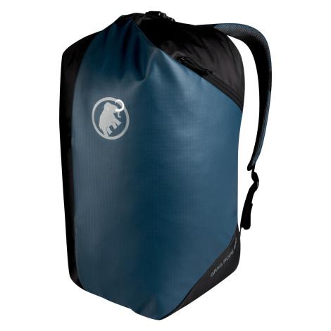 Batoh na lano Mammut Crag Rope Bag Barva: modrá/šedá
