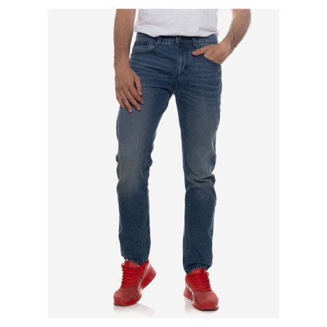 Jeans Sam 73 Modrá