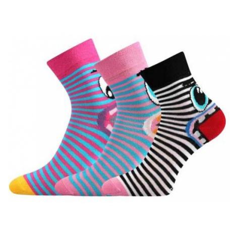 Voxx TLAMÍK černá - Dívčí ponožky