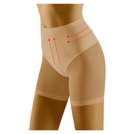 Wolbar Stahovací boxerkové kalhotky Relaxa tělové